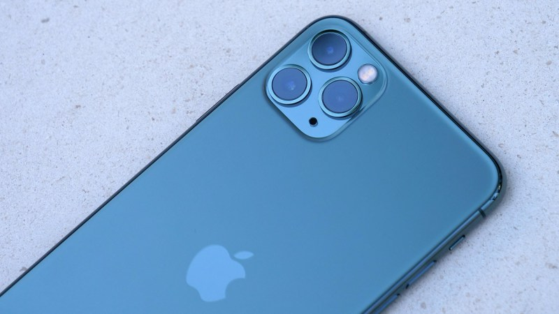 L'iPhone 11 Pro Max d'Apple