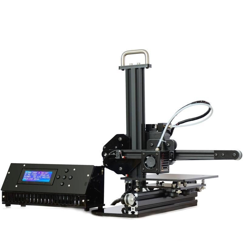 Tronxy X1 Fai Da Te Kit Stampante 3d Desktop Da Tavolo Dimensioni Di Stampa 150150150mm 175mm Supporta Stampa Off Line