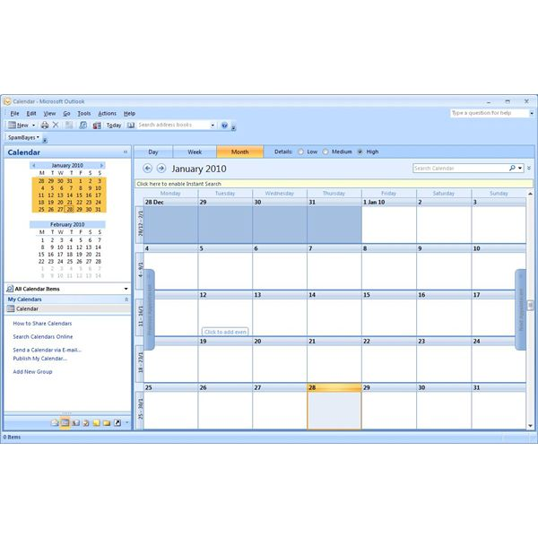 Tips To Help Organize MS Outlook Emails And Calendar