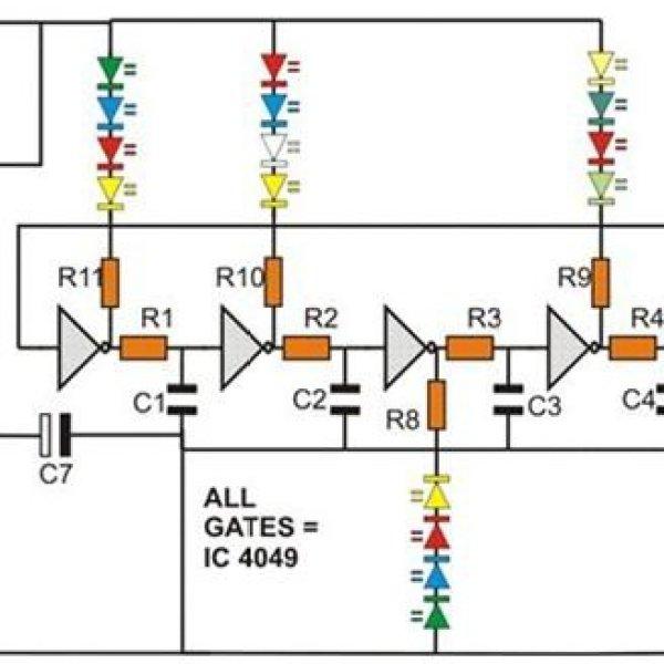 christmas led string light wiring diagram  second starter