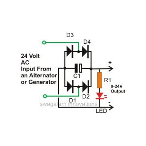 How to Build a Homemade 24 Volt AC to DC 20 Amp Transformer With Old Parts