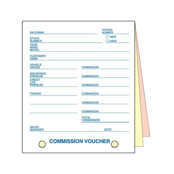 Examples Of Sales Commission Agreement And Compensation Plan