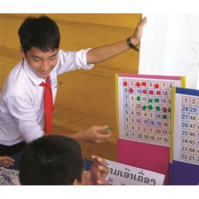 100  Classroom Games for the School Year  Let s Make Learning Fun  Number bingo improves math skills LPB Laos While some of the classroom games
