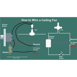 Help for Understanding Simple Home Electrical Wiring Diagrams