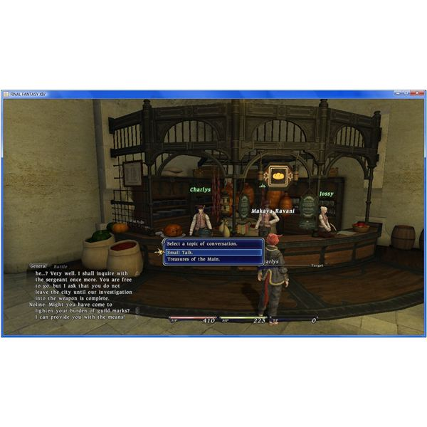 Treasures Of The Main Quest Get To Know Limsa Lominsa