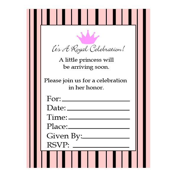 Where To Find Free Printable Baby Shower Invitations