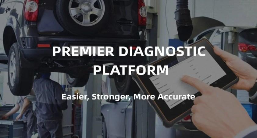 Foxwell i70ProPremier Diagnostic Platform