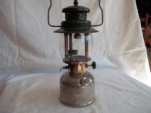A Vintage Coleman No. 249 Kerosene