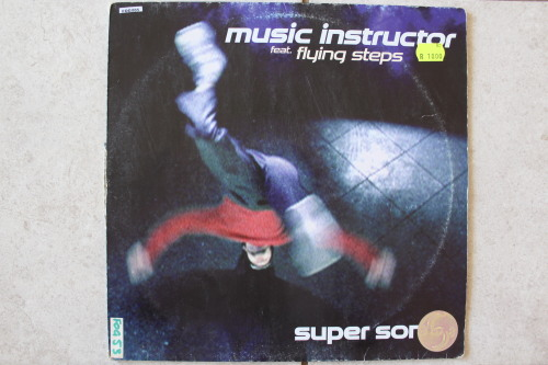 super sonic music instructor # 37