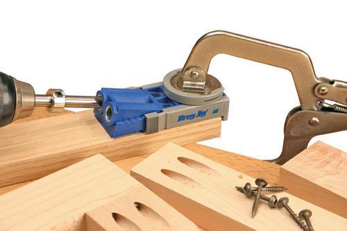 Other Tools Kreg R3 Jr Pocket Hole Jig System Replace Wood Biscuit Wood Craft Hobby Pocket