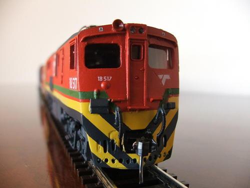 Railway HO South African Railway 18E In Transnet
