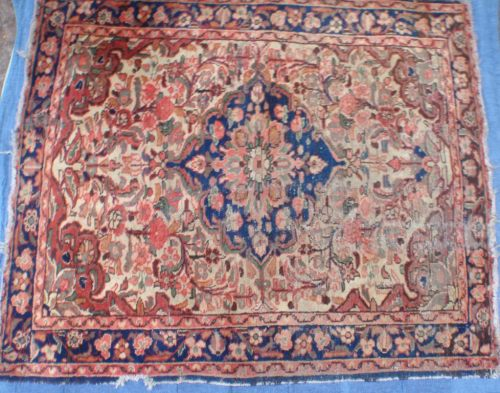 Threadbare Persian Rug Rugs Ideas