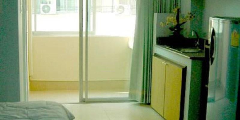 三個茅廬 (我們以前住過的曼谷公寓介紹)