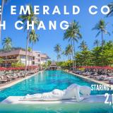 【泰國國旅】精選飯店:The Emerald Cove Koh Chang Hotel 五星級象島翡翠灣飯店