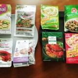 【泰國必買】泰式料理包有百百款,分析給你聽哪一款最合你胃口! 再教你如何用泰式料理包輕鬆煮出一桌道地泰國菜