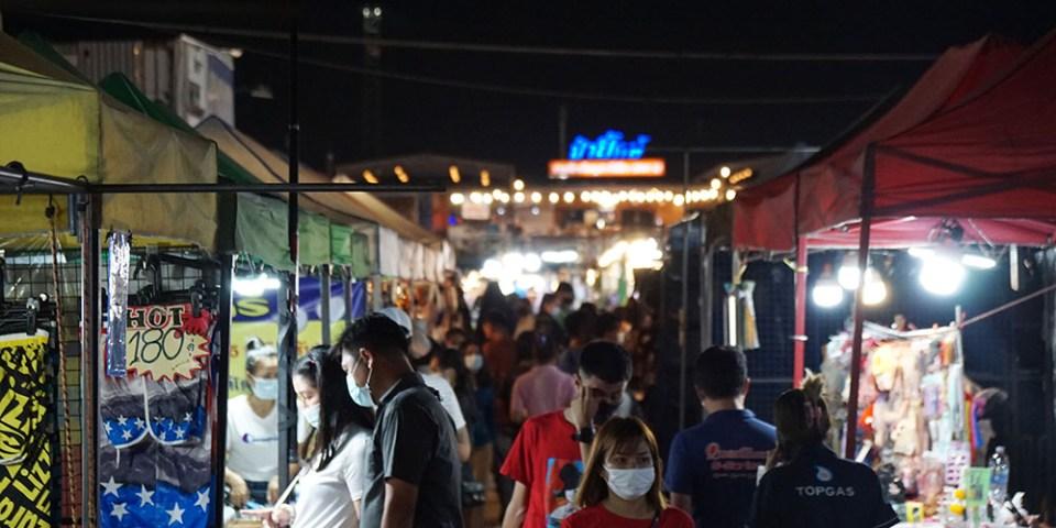 【曼谷夜市】你不會想錯過新南巴士站夜市 Sai Tai Mai Center Night Market 的5大理由