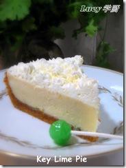 Key Lime Pie--佛岛酸橙派