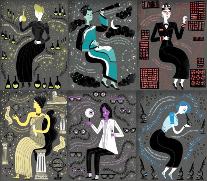 Mujeres de ciencia. Libro