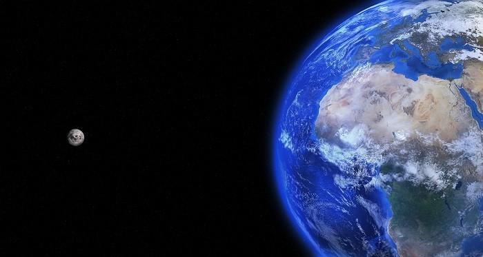 Nasa- imagen de la tierra