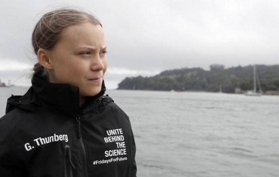 El viaje de Greta Thunberg en barco es importante, sobre todo, por su el mensaje que lanza a favor del uso de sistemas de transporte menos contaminantes.