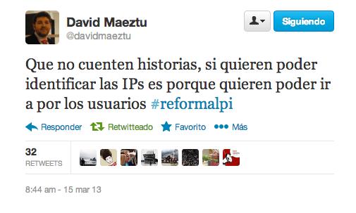 tweet david maeztu