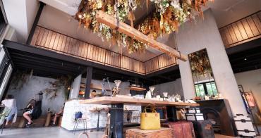 台中西區│KiiTO KiiTO cafe-選物服飾結合咖啡館.甜點來自序曲.美店IG牆好擺拍
