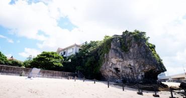 日本沖繩│波上宮.波之上海濱-那霸市區唯一海灘.可以順便吃Blue seal冰淇淋