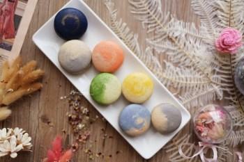 台中西區│Sweet Lab甜的實驗嗜-繽紛渲染馬卡龍,網路人氣秒完售宅配甜點