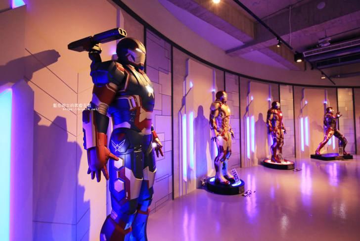 20180222112701 87 - 歐雅英雄主題館-各大英雄公仔與雕像.彩虹球池和溜滑梯.都在總太2020接待中心的二樓.免費參觀