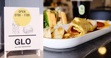 台中南屯│朝朝GLO Breakfast-白色系網美早午餐店