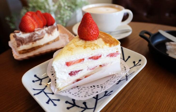20190212005415 88 - 此時甜點店│海線美食人氣千層蛋糕,想吃早點來,不然就看到粉絲頁公告甜點售完了喔