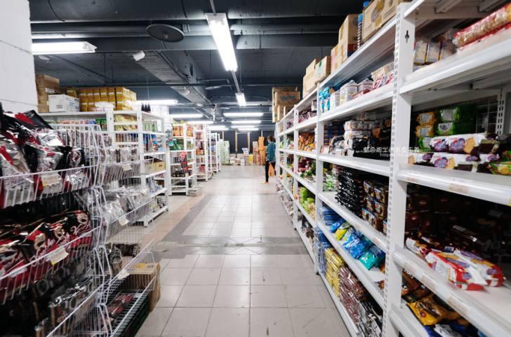20190223154818 51 - Big King Shopping Center-不用出國就能買到東南亞餅乾、零食、咖啡、調味料,貼心分國別擺放