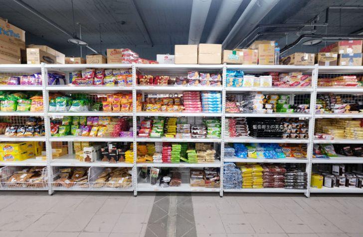 20190223154820 52 - Big King Shopping Center-不用出國就能買到東南亞餅乾、零食、咖啡、調味料,貼心分國別擺放