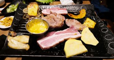 台中北區│火板大叔韓國烤肉-服務好態度優,半自助代烤服務,記得先訂位