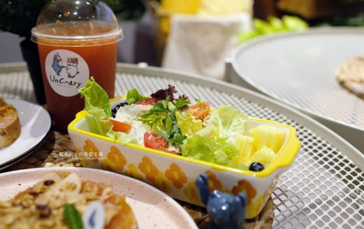 20190331010919 21 - UnCrazy這裏勿瘋-霧峰人氣韓系網美打卡早午餐店,柔和藍色舒適空間(已歇業)