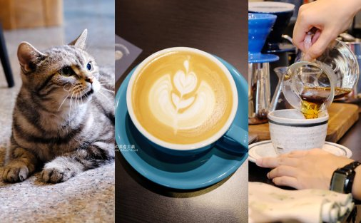 20190627124713 50 - 葵珈琲│太平自家烘焙咖啡,白色系咖啡館,一大早就有營業,來吃早餐喝咖啡吧