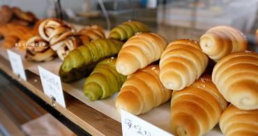 雲林斗六│安可安提麵包咖啡廳-雲林私心喜歡麵包烘焙店家,可頌和奶油捲跟肉桂捲內用外帶都來一份