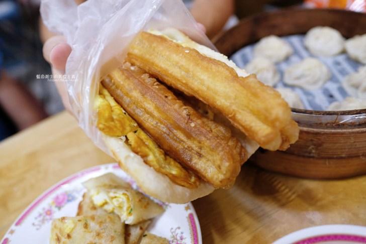 20191017073304 28 - 長江早點-台中人氣排隊中式早餐,肉包現做現蒸,燒餅油條蛋來一份,鹹豆漿份量足