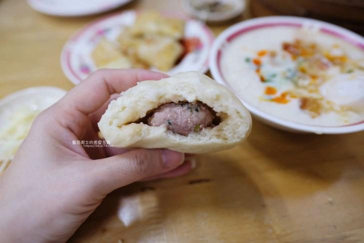 20191017073317 90 - 長江早點-台中人氣排隊中式早餐,肉包現做現蒸,燒餅油條蛋來一份,鹹豆漿份量足