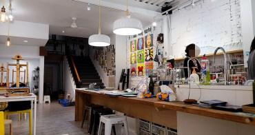 【台中中區】Vision Art-藝術與工藝用品商店,畫畫課程,可愛店狗冰冰,還有咖啡奶茶飲品和鬆餅喔!美珍香隔壁,第四信用合作社斜對面