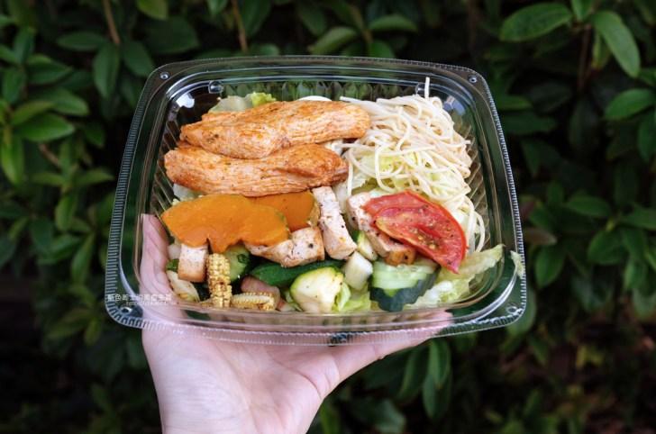 20201006005240 86 - 蔥蔥x沙拉 剛開店慢慢來,生菜都洗三次,模範市場沙拉美食