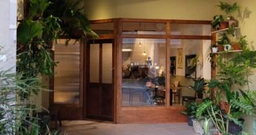 苗栗竹南│磨實生活工作室-攤車到老屋實體空間,溫潤美好的木質與植栽空間