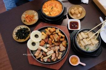 台中西區│Fashion Pig韓式熟成五花肉-韓國人開的韓式熟成五花肉專賣店,廣三sogo周邊美食推薦