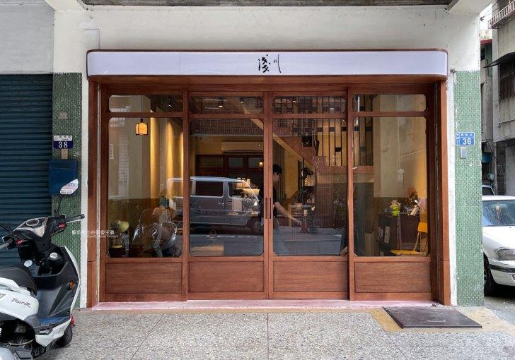 20210423010621 43 - 淺川 老屋文青咖啡館,木質調加上舊家私呈現溫暖簡約氛圍