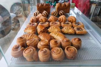 台中沙鹿│H.YEN個人甜點工作室-隱藏在鹿寮成衣商圈裡的可頌和土司及甜點工作室