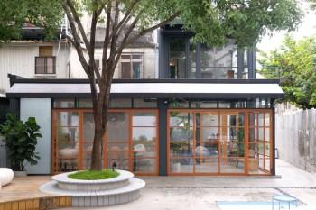 台中霧峰│茉莫La monmon-茉芮料理廚房二店,空間和庭院很美