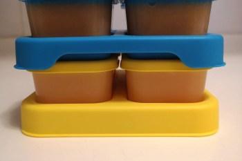 『育兒幫手』安心好用的副食品小幫手-green sprouts食品分隔盒