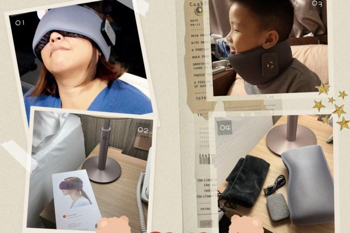 追劇,解壓必備,美國Dreamlight Heat熱敷眼罩