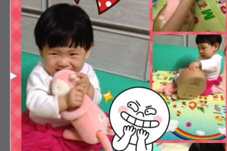 ◎『週歲禮』miyim有機棉系列,妮妮的新玩伴們◎