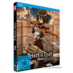 ATTACK ON TITAN BLU RAY Attack On Titan Vol 2